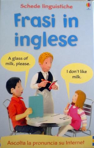 Parole e frasi in inglese a schede il blog dell for Parole con scie per bambini