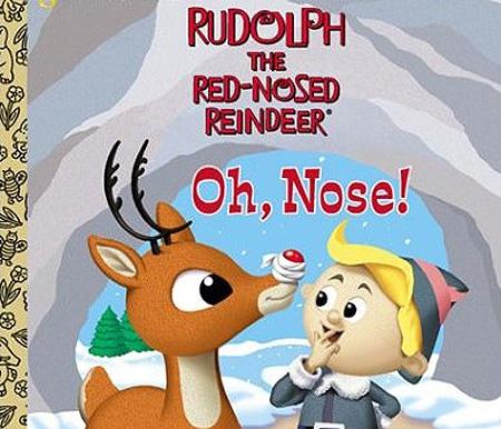 Rudolph La Renna Di Babbo Natale.Rudolph La Renna Dal Naso Rosso Il Blog Dell Inglese Per I Bambini