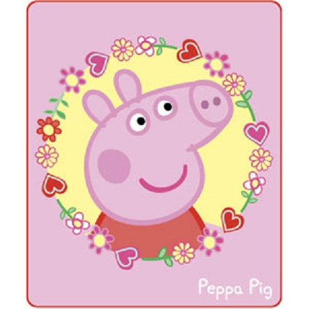 Peppa-Pig-Peppa-Pig-Fleece-Blanket
