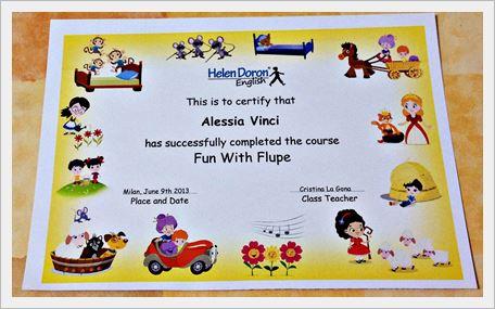 HD diploma