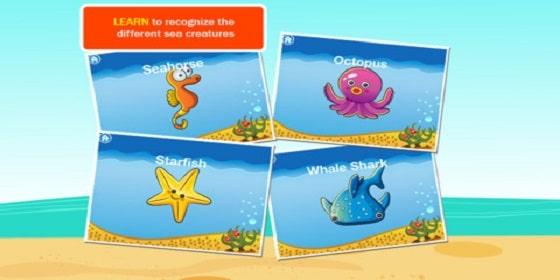 app under the sea