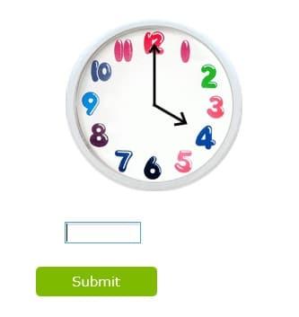 7b22f8f877bc69 Sul sito IXL troviamo un altro gioco on line per esercitarsi nella lettura  dell'orologio. In questo caso l'inglese serve per capire le istruzioni e le  ...