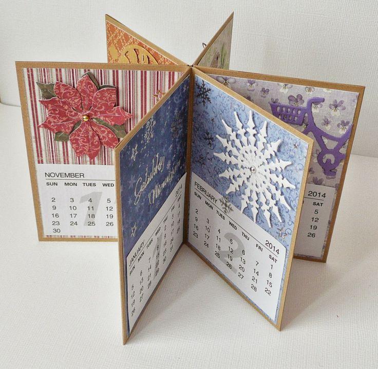 Realizzare un calendario di filastrocche in inglese il for Creare piani di costruzione