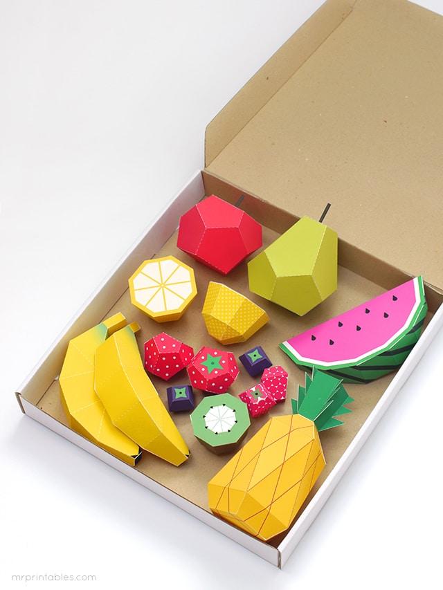 frutta in inglese