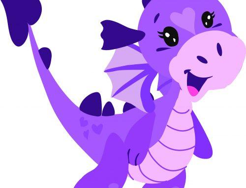 Didi, un piccolo drago per imparare l'inglese