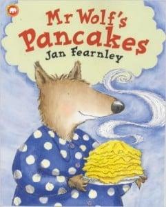 mr wolf pancakes