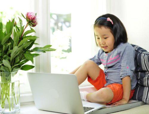 Edutainment in un'App per bambini per imparare l'inglese