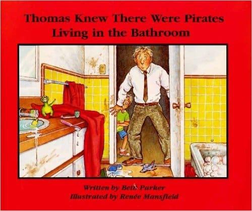 Ci Sono I Pirati In Bagno Divertente Libro Per Bambini In Inglese