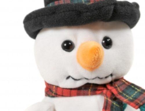 Poesia in inglese per dicembre: Mr. Snowman