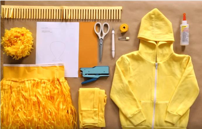 Video per realizzare un costume da leone | Il blog dell