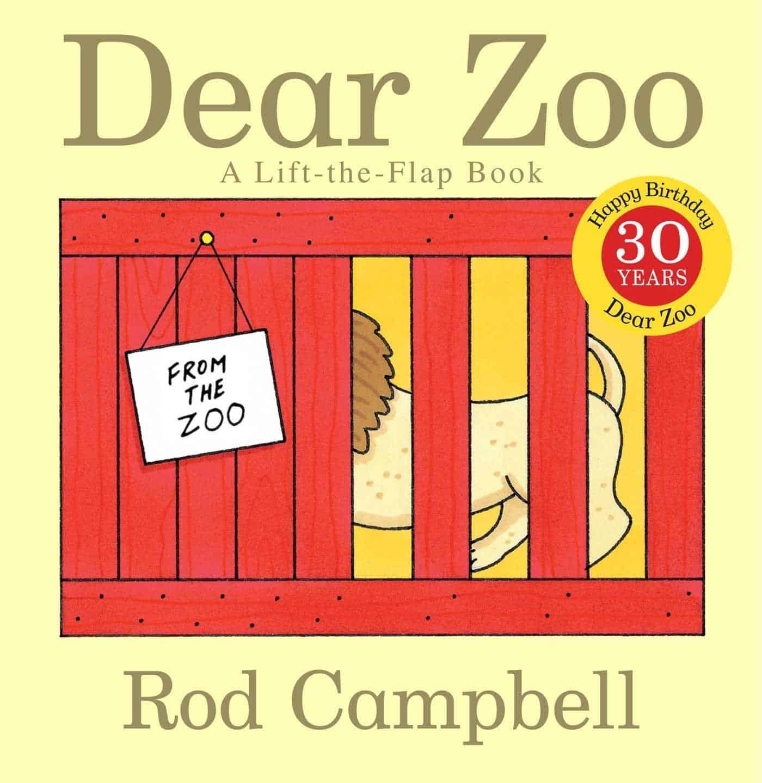 libro per bambini in inglese dear zoo