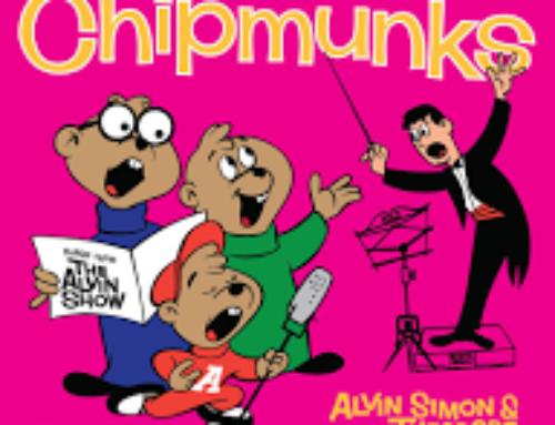 Canzone di Natale dei Chipmunks