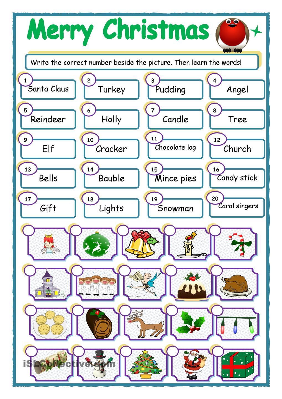 3 Giochi In Inglese Da Stampare Il Blog Dellinglese Per I Bambini