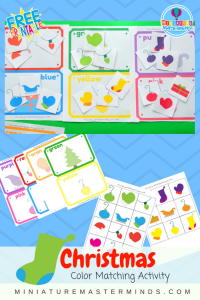 Christmas-Color-Matching-Activity-For-Preschoolers-And-Toddlers
