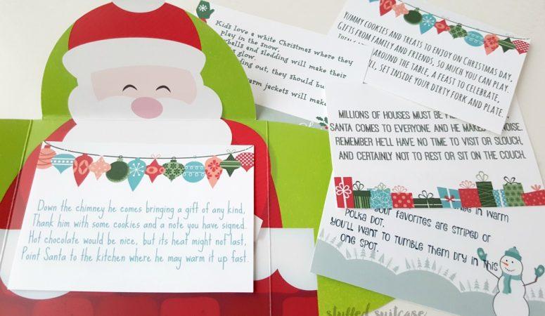 abbastanza Caccia al tesoro natalizia | Il blog dell'inglese per i bambini RL45