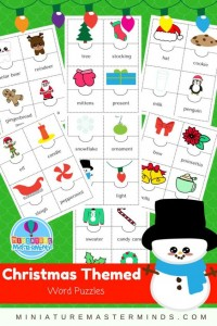 christmas-word-puzzles
