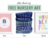 nursery poster