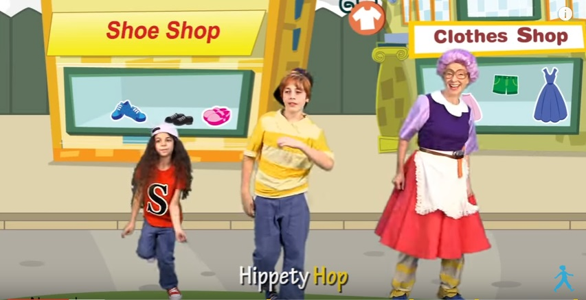 hippety-hop