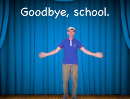 Canzoncina in inglese per la fine della scuola