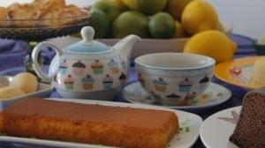 tè all inglese