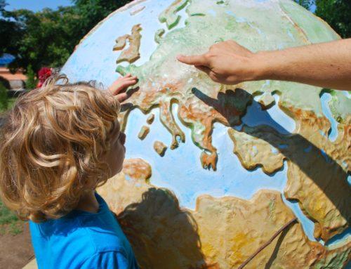 5 trucchi per imparare l'inglese in vacanza