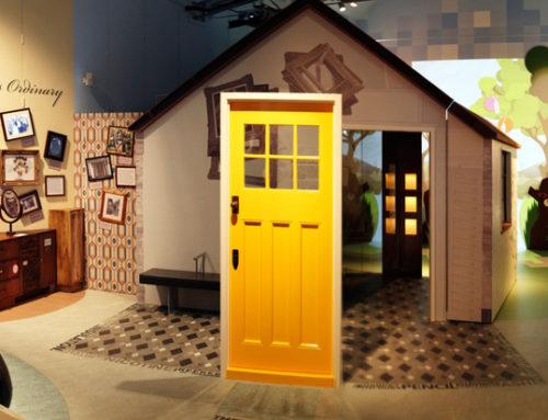 Benvenuti al Roald Dahl Museum