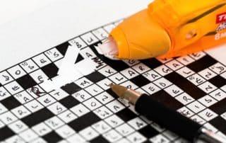 giochi enigmistici in inglese