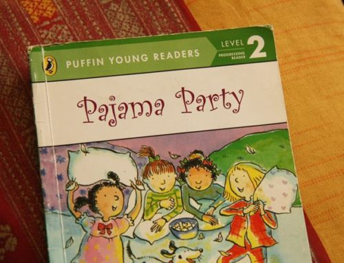 Libri livello 2: Pajama Party