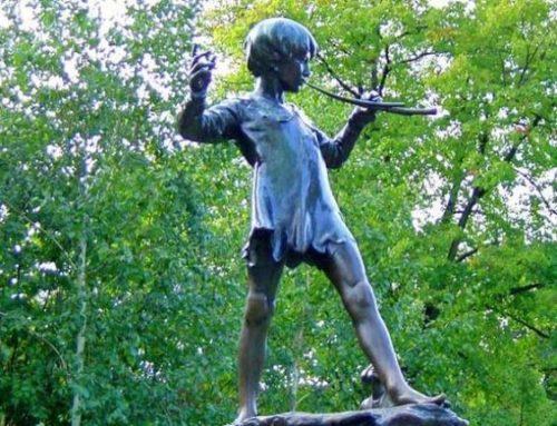 Peter Pan Tour a Londra