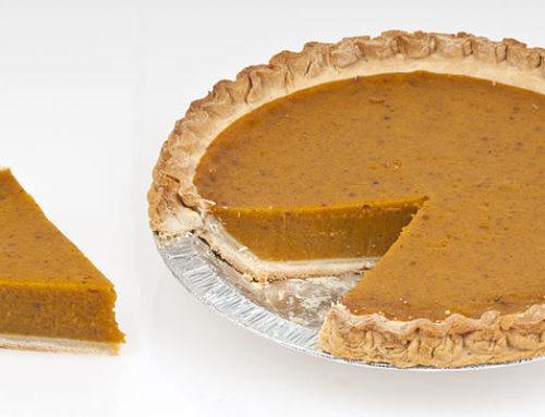 Inglese in cucina: ricetta per la pumpkin pie