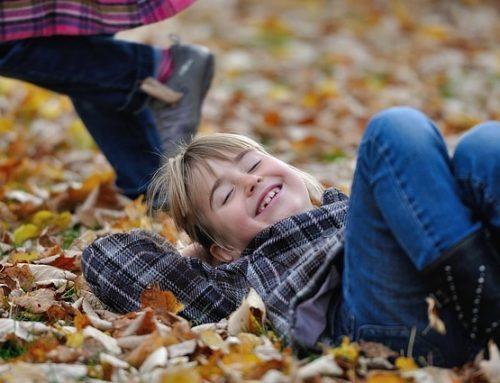 Giochi in inglese per l'autunno