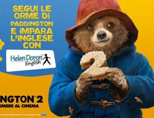 Helen Doron English sceglie Paddington 2