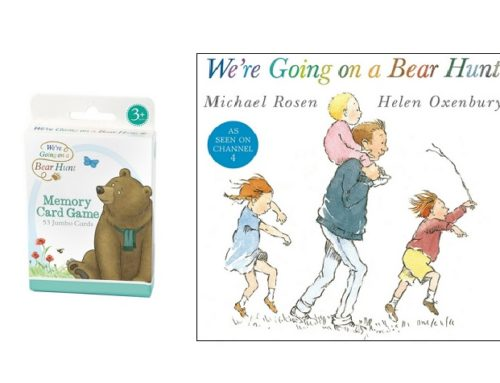We're Going on a Bear Hunt: libro e carte