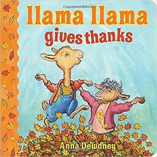 libro sul ringraziamento
