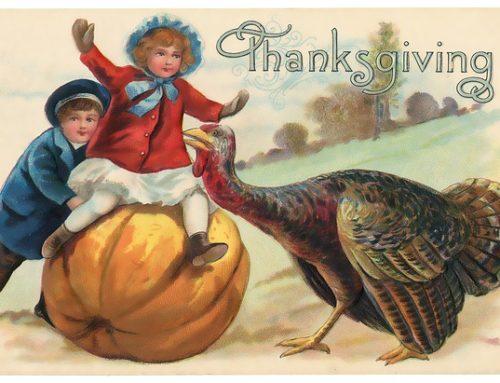 Vocaboli del giorno del Ringraziamento
