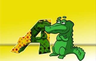 giochi con l'alfabeto in inglese