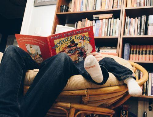 3 Libri in inglese da leggere con il papà