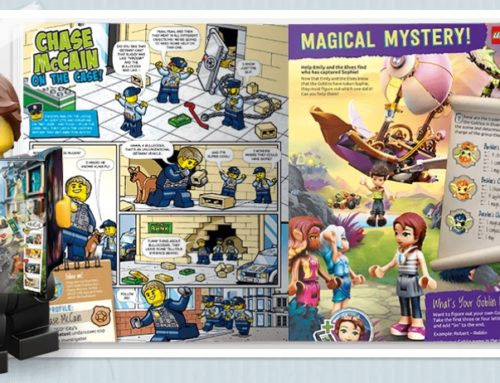 Rivista Lego in inglese gratis online
