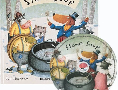 Stone Soup, una storia sulla collaborazione