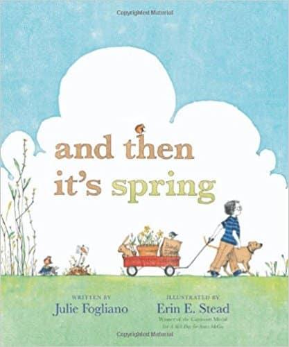 libro in inglese sulla primavera