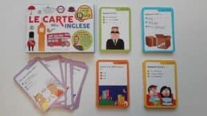 carte dell'inglese