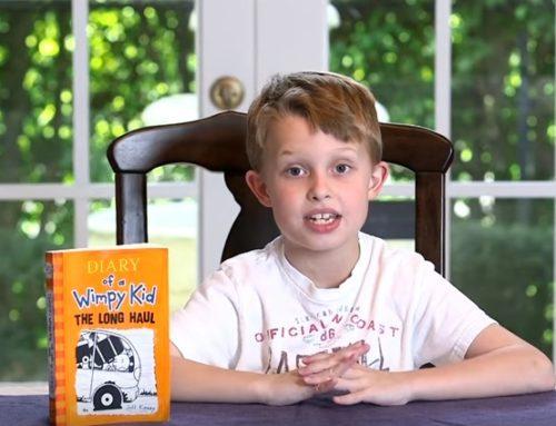 Video recensioni di libri per bambini in inglese