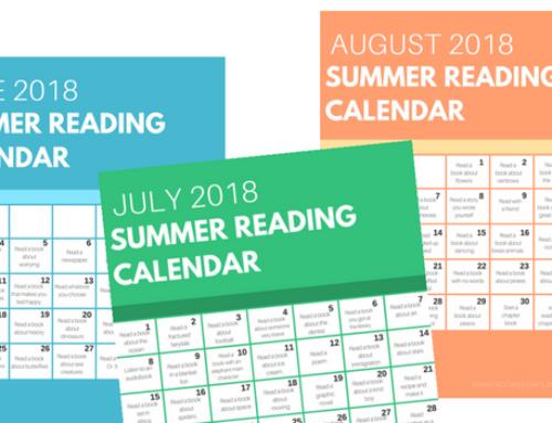 Cosa ne pensate di un calendario di lettura per l'estate?