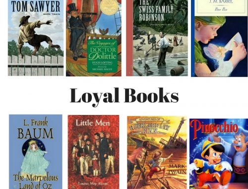 Audiolibri in inglese gratis su Loyal Books