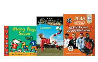 libri sul calcio in inglese