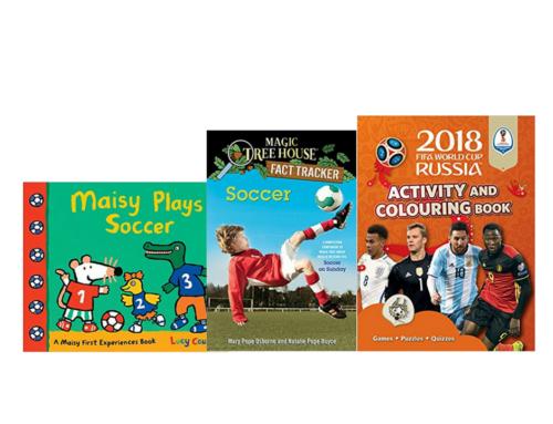 5 Libri in inglese ispirati al calcio
