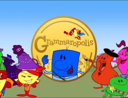 Grammaropolis, giochi in inglese