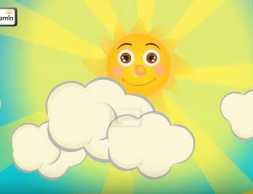Canzoncina sul sole che spiega a cosa serve