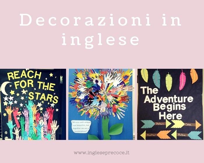 Idee per decorare la porta della classe il blog dell for Decorare la porta dell aula