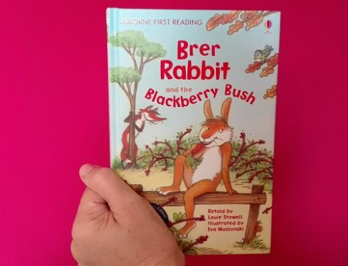Libro con cd: Brer Rabbit and the Blackberry Bush